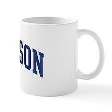 PARKINSON design (blue) Mug