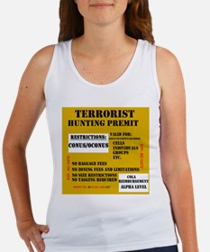 Permit APPROVED!! Women's Tank Top