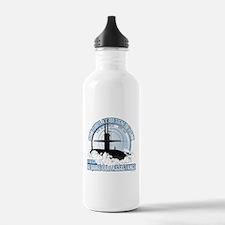 USS Seahorse - SSN 669 Water Bottle