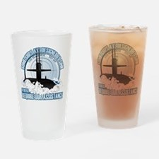 USS Seahorse - SSN 669 Drinking Glass
