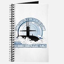 USS Seahorse - SSN 669 Journal