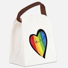 Unique Feelings Canvas Lunch Bag