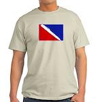 Major League Writing Light T-Shirt