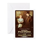 The Foundling Greeting Cards (Pk of 10)
