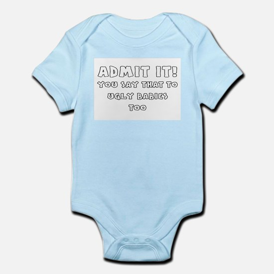 Baby shower Body Suit