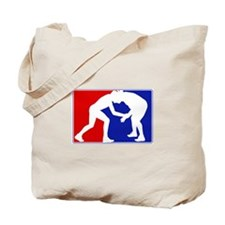 Major League Wrestling Tote Bag