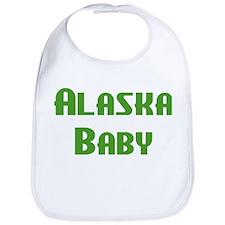 Alaska Baby (green) Bib