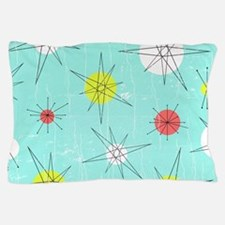 Atomic Era Art Pillow Case