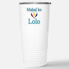 Funny Love lola Travel Mug