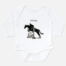 Fun iJump Equestrian Horse Body Suit