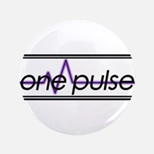 One Pulse : We Stand With Orlando Button Pin