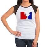 Major League Winner Women's Cap Sleeve T-Shirt