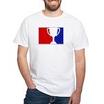 Major League Winner White T-Shirt