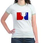 Major League Winner Jr. Ringer T-Shirt