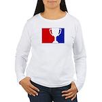 Major League Winner Women's Long Sleeve T-Shirt