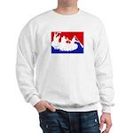 Major League White Water Raft Sweatshirt