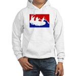 Major League White Water Raft Hooded Sweatshirt