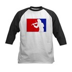 Major League Violin Kids Baseball Jersey