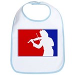 Major League Violin Bib