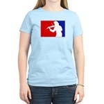 Major League Violin Women's Light T-Shirt