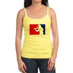 Major League Violin Jr. Spaghetti Tank