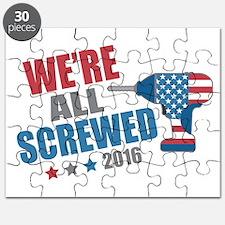 Screwed 2016 Puzzle