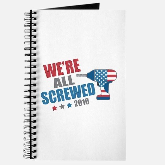 Screwed 2016 Journal