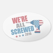 Screwed 2016 Decal