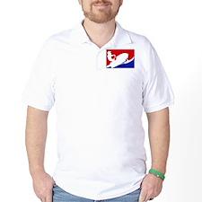 Major League Snowmobiling T-Shirt