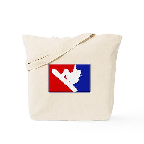 Major League Snowboarding Tote Bag