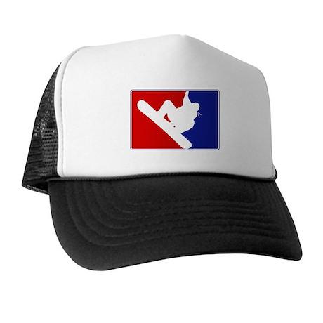 Major League Snowboarding Trucker Hat