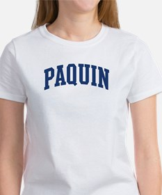 PAQUIN design (blue) Tee