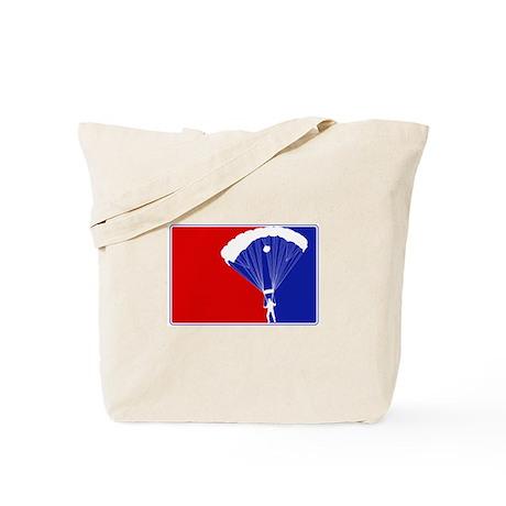 Major League Skydiving Tote Bag