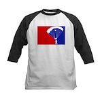 Major League Skydiving Kids Baseball Jersey