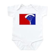 Major League Skydiving Infant Bodysuit