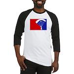 Major League Skydiving Baseball Jersey