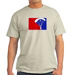 Major League Skydiving Light T-Shirt