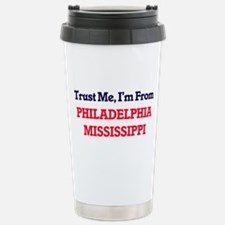 Trust Me, I'm from Phil Travel Mug