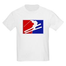 Major League Skiing  T-Shirt