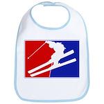 Major League Skiing  Bib