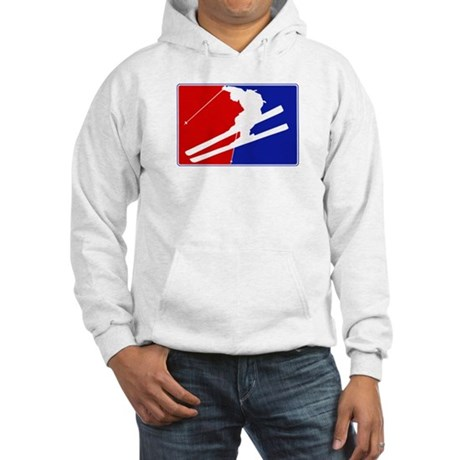 Major League Skiing Hooded Sweatshirt