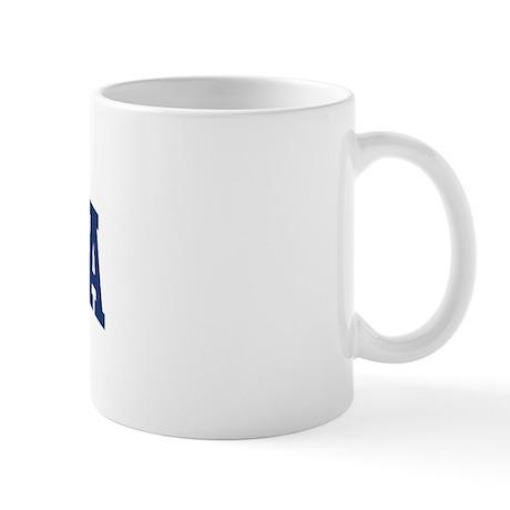 PEREIRA design (blue) Mug