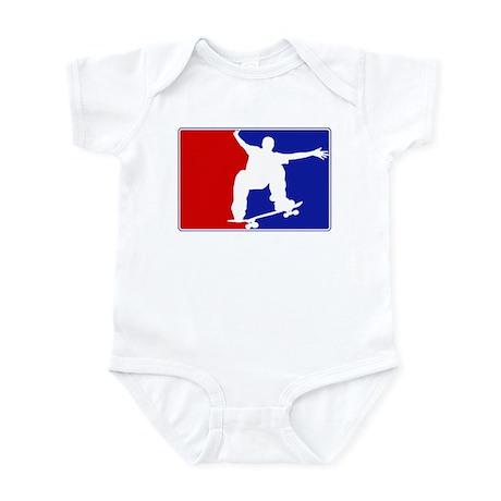 Major League Skateboarding Infant Bodysuit