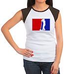 Major League Sing Women's Cap Sleeve T-Shirt