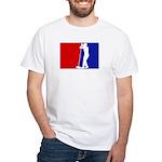 Major League Sing White T-Shirt