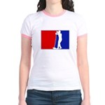 Major League Sing Jr. Ringer T-Shirt
