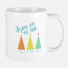 Party Hats Off Mugs