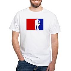 Major League Saxaphone Shirt