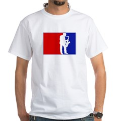 Major League Saxaphone Shirt