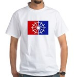 Major League Sail White T-Shirt